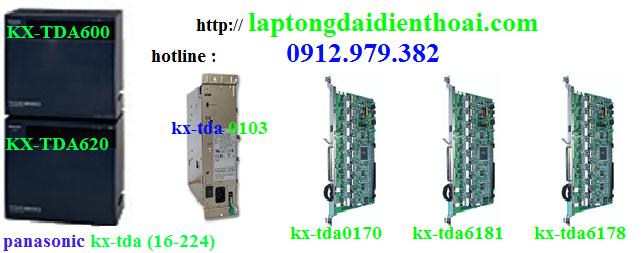 KX-TDA600 (16-224)