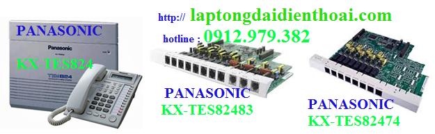 Lắp tổng đài panasonic kx-tes824