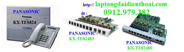 Tổng đài –lắp tổng đài panasonic kx-tes824