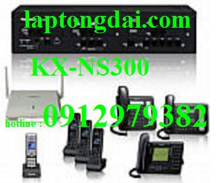 Lắp đặt tổng đài điện thoại panasonic kx-ns300
