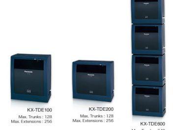 Lắp tổng đài pabx ip panasonic kx-tde600