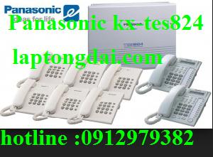 Tư vấn lắp tổng đài điện thoại nội bộ panasonic kx-tes824
