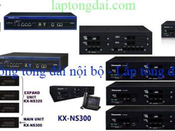 Lắp tổng đài ip panasonic kx-ns1000