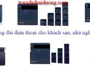 Lắp tổng đài điện thoại nội bộ panasonic kx-tda600
