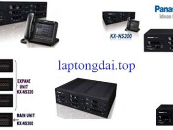 Dịch vụ lắp tổng đài panasonic kx-ns300