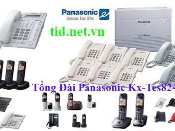 Tư vấn lắp tổng đài Panasonic kx-tes 824 cho nhà nghỉ
