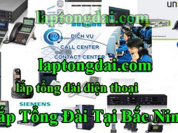 Báo Giá Lắp Tổng Đài Tại Bắc Ninh