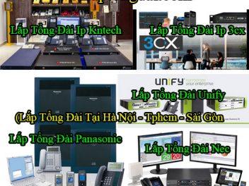 Thi công Điện Thoại | lắp Tổng Đài nội bộ uy tín giá rẻ