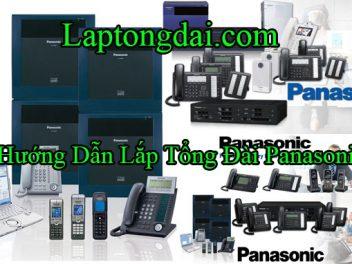 Lắp tổng đài/ lắp tổng đài Panasonic