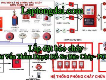 Lắp đặt báo cháy Tư Vấn Thẩm Duyệt Hồ Sơ Báo Cháy- PCCC Tại Hải Dương