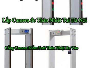 Lắp Camera đo Thân Nhiệt Tại Hà Nội